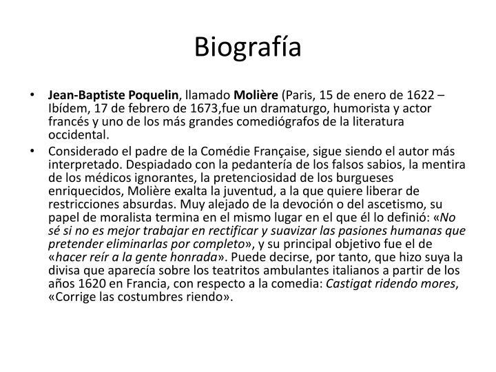 Biograf a
