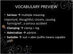 vocabulary preview1