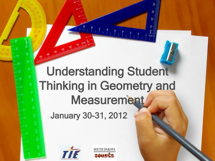 understanding student thinking in geometry and measurement n.