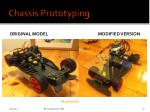 chassis prototyping