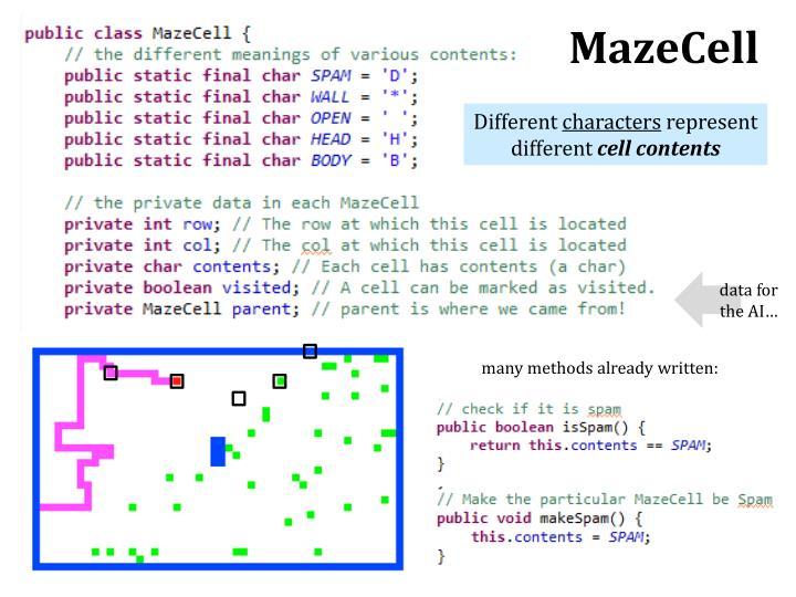 MazeCell