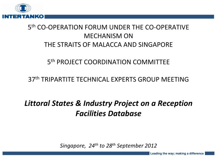 singapore 24 th to 28 th september 2012 n.