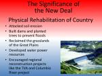 physical rehabilitation of country