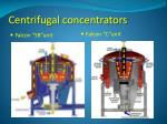 centrifugal concentrators6