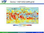 demos hdf eos2 airs grid
