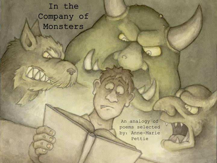 in the company of monsters n.