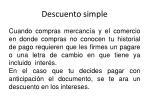 descuento simple1