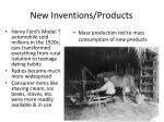 new inventions products