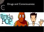 drugs and consciousness2