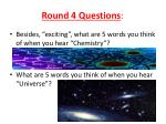 round 4 questions