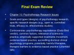 final exam review1