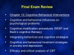 final exam review4