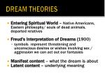 dream theories1