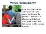 morally responsible 7