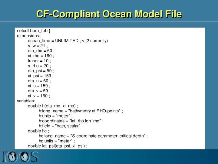 CF-Compliant