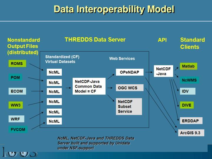 Data Interoperability Model