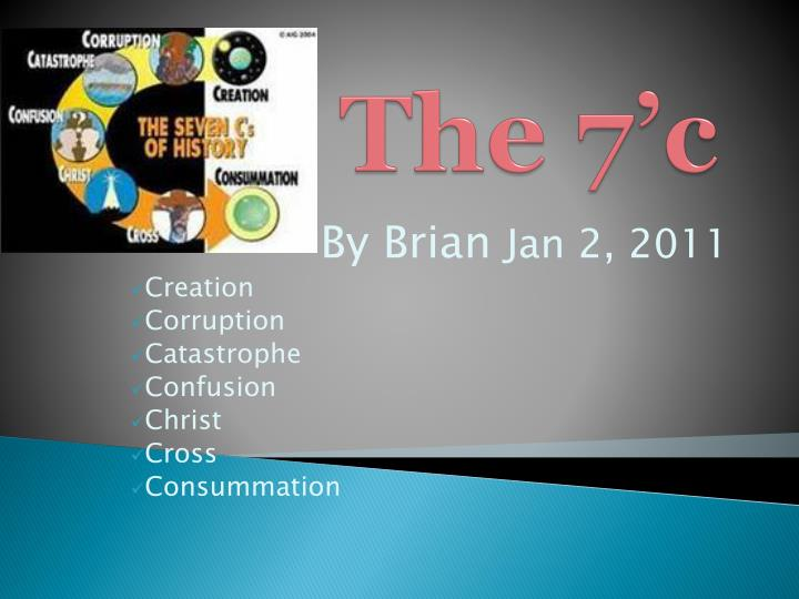 the 7 c n.