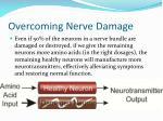 overcoming nerve damage
