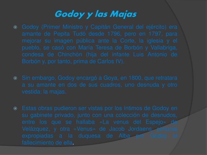 Godoy y las Majas