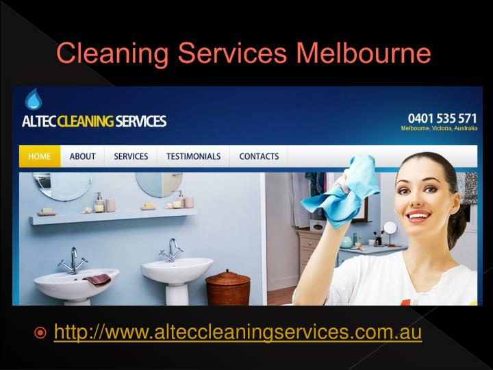 cleaning services melbourne n.