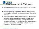 anatomy of an xhtml page4