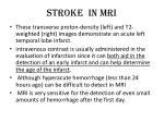 stroke in mri
