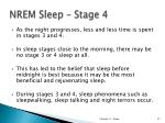 nrem sleep stage 41