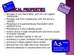 chemical properties1