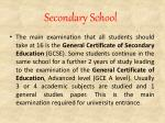 secondary school1
