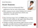 sleep phenomena night terrors1