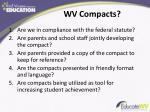 wv compacts