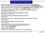 a1 hypernuclear collaboration