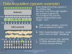 data acquisition generic example