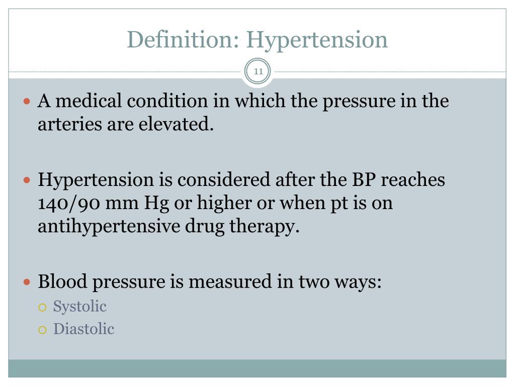 PPT - Hypertension Case Presentation PowerPoint..