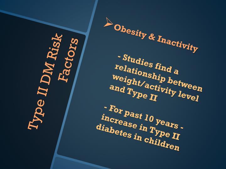 Obesity &