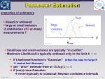 parameter estimation1