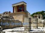 early greek art1
