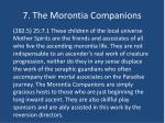 7 the morontia companions