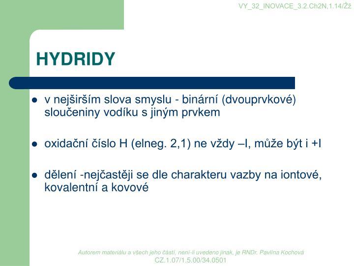 VY_32_INOVACE_3.2.Ch2N,1.14/Žž