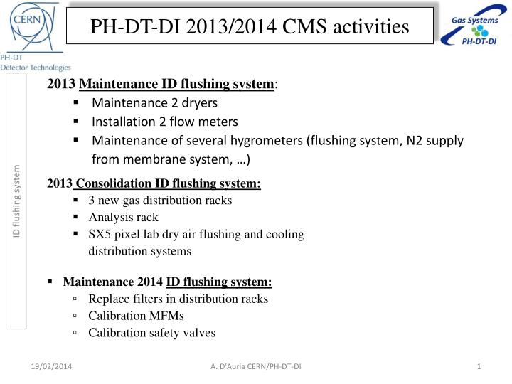 ph dt di 2013 2014 cms activities n.