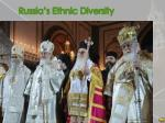 russia s ethnic diversity1