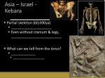 asia israel kebara