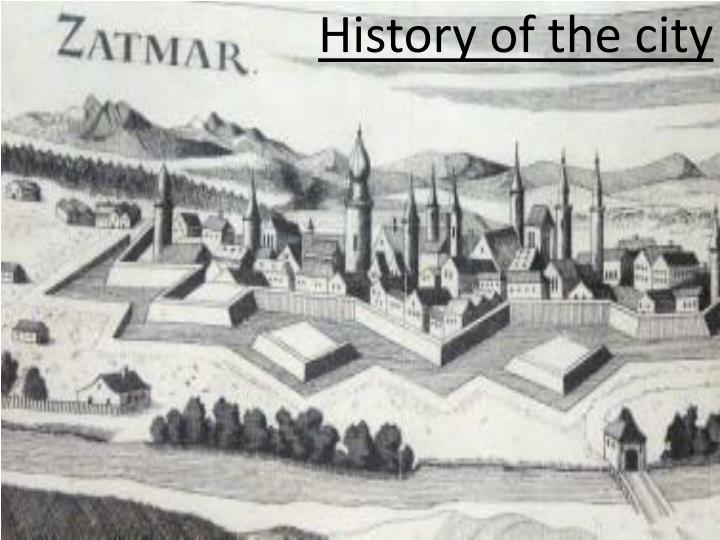history of the city n.