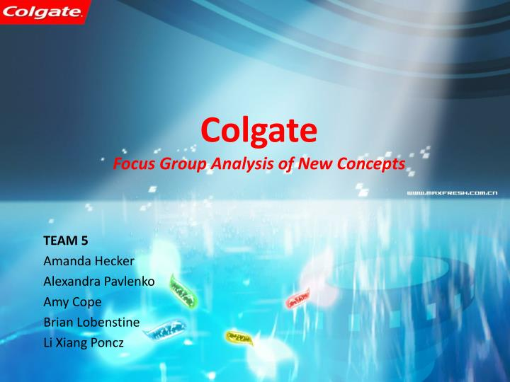 colgate marketing plan analysis Marketing analysis: colgate uploaded by siddhardha karanam colgate marketing strategy uploaded by aniruddh mukherjee colgate uploaded by ravi joshi toothpaste uploaded by  marketing plan for product line extension for colgate uploaded by olakunleoladipupo factors influencing consumer behavior specially focus on-colgate.