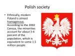 polish society