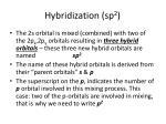 hybridization sp 22