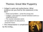 themes great war puppetry1