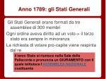 anno 1789 gli stati generali