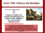 anno 1789 l attacco alla bastiglia