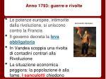 anno 1793 guerre e rivolte